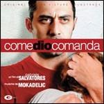 Cover CD Come dio comanda