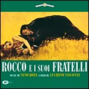 Rocco e I Suoi Fratelli (Colonna Sonora) - CD Audio di Nino Rota