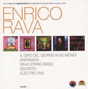 The Complete Remastered Recordings on Black Saint & Soul Note - CD Audio di Enrico Rava