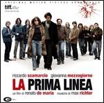Cover CD Colonna sonora La prima linea