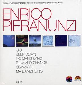 The Complete Remastered Recordings on Black Saint & Soul Note - CD Audio di Enrico Pieranunzi