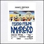 Cover CD Colonna sonora Amarcord