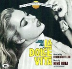 Cover CD Colonna sonora La dolce vita