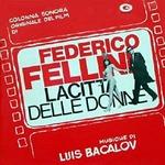 Cover CD Colonna sonora La città delle donne