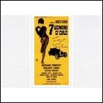 Cover CD Colonna sonora Sette uomini d'oro