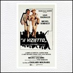 Cover CD Colonna sonora Il vizietto
