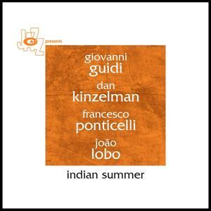 Indian Summer - CD Audio di Giovanni Guidi