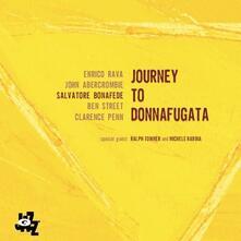 Journey to Donnafugata - CD Audio di Enrico Rava,John Abercrombie,Salvatore Bonafede
