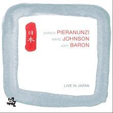 Live in Japan - CD Audio di Enrico Pieranunzi,Marc Johnson,Joey Baron