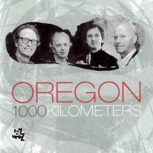 1000 Kilometers - CD Audio di Oregon