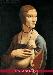 Cartoleria Notebook Leonardo: Dama con ermellino Cartilia