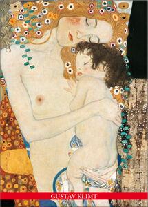Cartoleria Notebook Klimt: Le tre età Cartilia