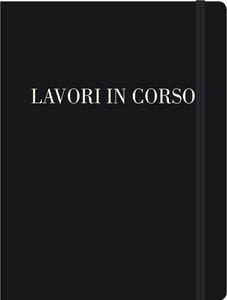 Cartoleria Notebook con elastico Lavori in corso Cartilia