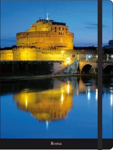 Cartoleria Notebook con elastico Castel Sant'Angelo Cartilia