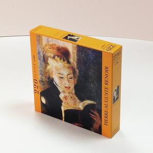 Giocattolo Puzzle Renoir: donna Che Legge Cartilia