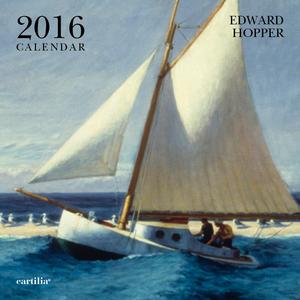 Cartoleria Calendario da parete 30x30 2016: Hopper Cartilia