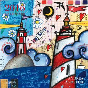 Cartoleria Calendario da parete 30x30 2016: Agostini Cartilia