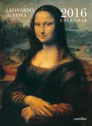 Cartoleria Calendario da parete 24x33 2016: Leonardo Cartilia