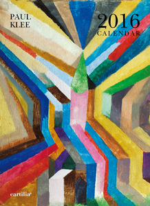 Cartoleria Calendario da parete 24x33 2016: Klee Cartilia