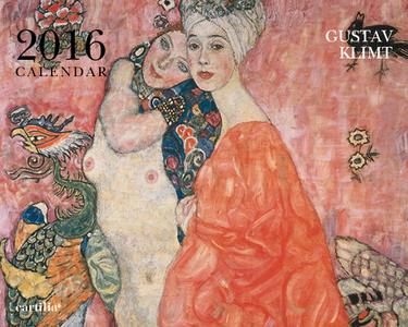 Cartoleria Calendario da tavolo 20x16 2016: Klimt Cartilia