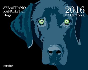 Cartoleria Calendario da tavolo 20x16 2016: Ranchetti dogs Cartilia