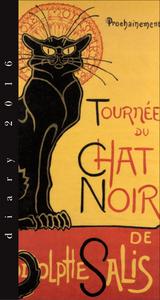 Cartoleria Agenda 12 mesi settimanale 2016: Toulouse - Lautrec Cartilia