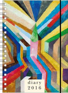 Cartoleria Agenda 12 mesi giornaliera PP L 2016: Klee Cartilia