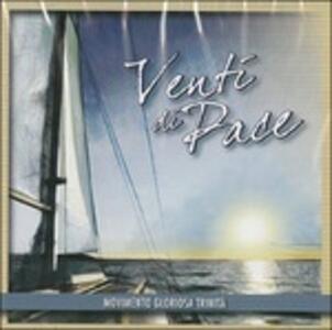 Venti di pace - CD Audio