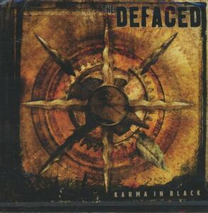 Karma in Black - CD Audio di Defaced