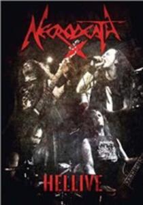 Necrodeath. Hellive - DVD