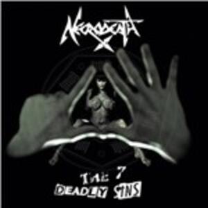 The 7 Deadly Sins - CD Audio di Necrodeath