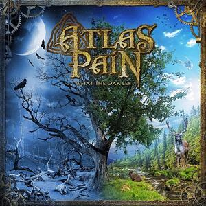 What the Oak Left - CD Audio di Atlas Pain