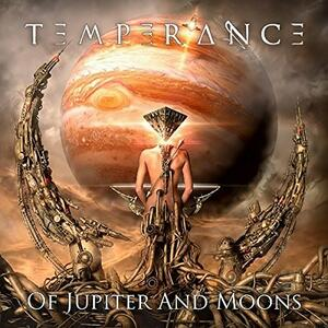 Of Jupiter and Moons - CD Audio di Temperance