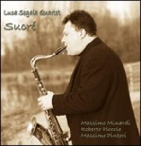 Sucré - CD Audio di Luca Segala