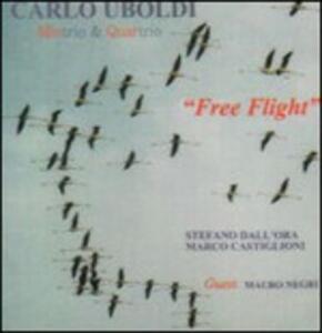 Free Flight - CD Audio di Carlo Uboldi