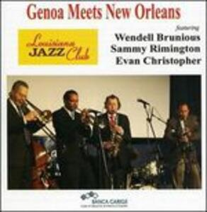Genoa Meets New Orleans - CD Audio di Louisiana Jazz Club