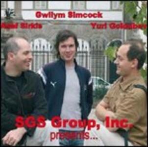 SGS Group, Inc - CD Audio di Yuri Goloubev,Asaf Sirkis,Gwilym Simcock