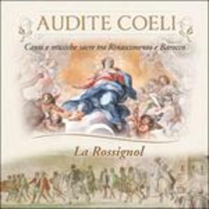 Audite Coeli - CD Audio di Cristofano Malvezzi,Emi Aikawa