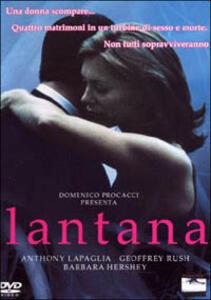 Lantana di Ray Lawrence - DVD