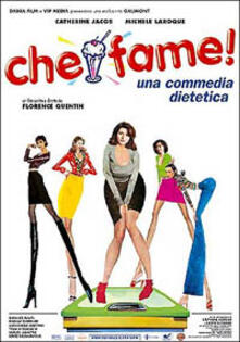 Che fame di Florence Quentin - DVD