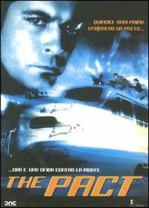 The Pact di Strathford Hamilton - DVD