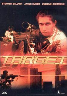 Target di William Webb - DVD