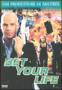 Bet Your Life di Louis Morneau - DVD