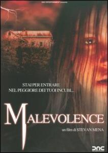 Malevolence di Stevan Mena - DVD