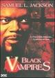 Cover Dvd DVD Black Vampires