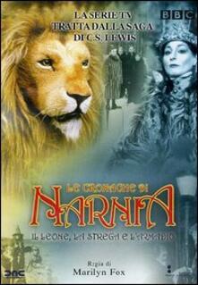 Le cronache di Narnia. Il leone, la strega e l'armadio di Marilyn Fox - DVD