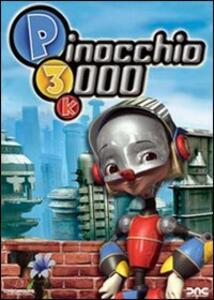 P3K. Pinocchio 3000 di Daniel Robichaud - DVD