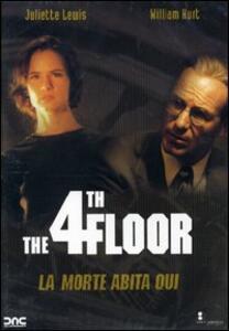 The 4th Floor. Il quarto piano di Josh Klausner - DVD