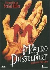 Copertina  M il mostro di Düsseldorf [DVD]