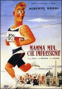 Mamma mia che impressione! di Roberto L. Savarese - DVD
